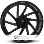 Mb design KV2 Matt Sort(KV28519325A-BP1)