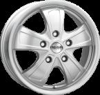 Mega Wheels Ferrera 5 Hyper silver(730006516516053210)