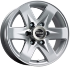 Mega Wheels Rockera Silver(730008016613905100)