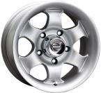 Mega Wheels Terrera Silver(730007515513915090)