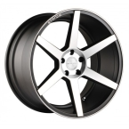 STANCE SC-6ix SLATE GREY MACHINE POLISH(AR00665)