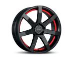 Corspeed Corspeed challenge Mattblack Puresports / undercut Color Trim rot(4251118704465)