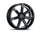 Corspeed Corspeed challenge Mattblack Puresports / undercut Color Trim weiss(4251118704489)