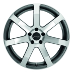 Corspeed Corspeed challenge Higloss-Gunmetal-polished / undercut Color Trim RAL(4251118704441)