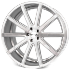 Corspeed Corspeed deville Silver-brushed-Surface(4251118707107)