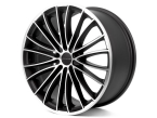 Corspeed Corspeed le mans Mattblack-polished / Color Trim weiss(4251118714495)