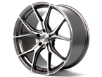 Barracuda Inferno Higloss-Gunmetal-polished(4251118707329)