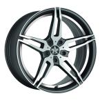 Barracuda Starzz Mattblack-polished(4251118702447)