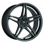Barracuda Starzz Mattblack Puresports / undercut Color Trim weiss(4251118702416)