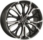 Barracuda Tzunamee Highgloss black polished(4251118712996)