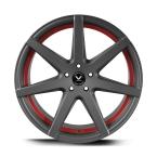 Barracuda Virus Gunmetal/ undercut Color Trim rot(4251118739917)
