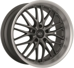 Barracuda Voltec t6 Gunmetal polished(4251118713344)