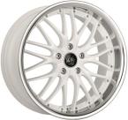 Barracuda Voltec t6 Racingwhite Inox lip(4251118713405)