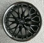 Barracuda Voltec t6 suv Higloss black inox lip(4251118704212)