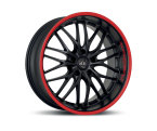 Barracuda Voltec t6 suv Mattblack Puresports / Color Trim rot(4251118704236)