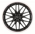 Barracuda Voltec t6 suv Mattblack Puresports / Color Trim weiss(4251118704250)