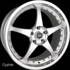 Brexten ADR Cypher Hyper Silver(Bxt-AdrCypher8518511245)