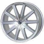 Brexten BX10 Silver / Poleret Front(BX10-7518410040SP)
