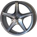 Brexten BX5 Silver / Poleret Front(BX05-7518410040S)