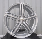 Zeta XF657 Silver(XF657.9020511230S)
