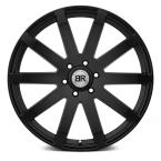 BLACK RHINO TRAVERSE NOIR MAT(J20882090TRV.MB)