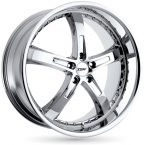 TSW JARAMA CHROME LOOK(J17933580JAR.C)