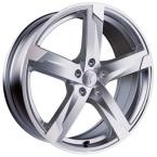 Rondell 01RZ Silber-Matt poliert(A016852)