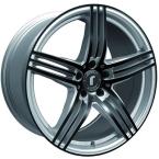 Rondell 0217 ELPHO Silver, Glossy Black Elpho polish(A924509)