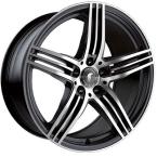 Rondell 0217 Black, Full Face Polish(A030744)