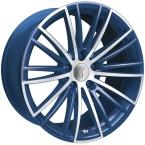 Rondell 08RZ Metallic-Blau-Matt poliert(A922909)