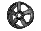 PLATIN P 87 matt black(60PLF89004)