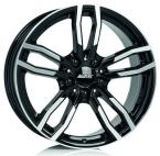 Alutec Drive diamant-schwarz frontpoliert(DRV80734W33-1)