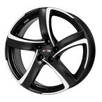 Alutec Shark racing-schwarz frontpoliert(SH60538A23-5)
