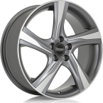 OCEAN WHEELS Storm (Not O.E.M) antracit front polished(OS762008)
