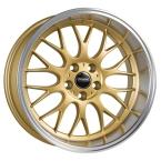 OCEAN WHEELS Super DTM Gold polish lip(OSD694101GP)
