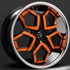 Lexani Hydra SSL Orange(Lexani-Hydra9022510045o)