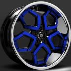 Lexani Hydra SSL Blue(Lexani-Hydra9022510045b)