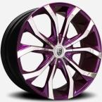 Lexani Lust Pink / Poleret(Lexani-Lust.9022510045Pink)