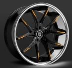 Lexani R-12 SLL Orange(Lexani-R12.8520512015O)