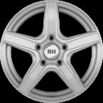 RH Alurad AR4 SPORT-Silber lackiert(AR4757535105K01)