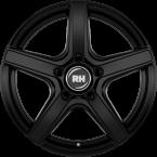 RH Alurad AR4 racing schwarz lackiert(AR4757535120G40)