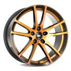 RH Alurad BO Flowforming color polished - orange(BO859535120D32)