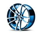 RH Alurad BO Flowforming color polished - blue(BO859535120D31)