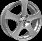RH Alurad BX Economy SPORT-Silber lackiert(BX656545114G01)