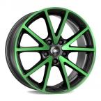 RH Alurad DE Sports color polished - green(DE807535108G28)