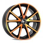 RH Alurad DE Sports color polished - orange(DE807535108G32)