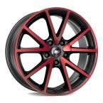 RH Alurad DE Sports color polished - red(DE807535108G30)
