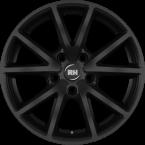 RH Alurad DE Sports racing schwarz lackiert(DE807530120G40)
