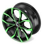 RH Alurad DF Energy color polished - green(DF706535112G28)