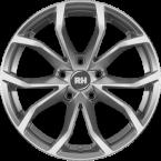 RH Alurad DF Energy sterlingsilber lackiert(DF807535112G09)